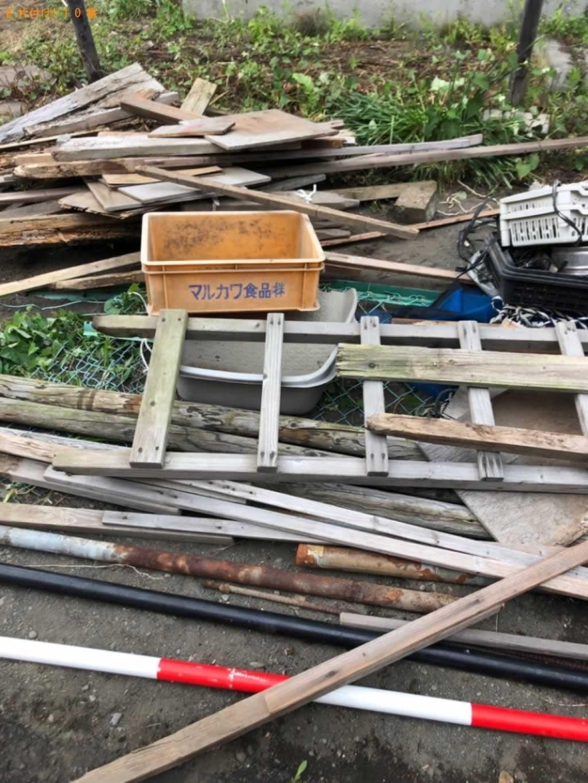 廃品回収施工前