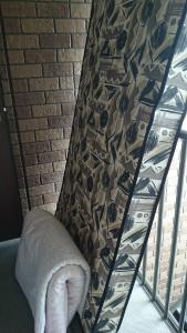 高松市内でベッド、布団など回収のビフォー写真1