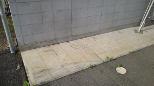 高松市で机1点回収のアフター写真
