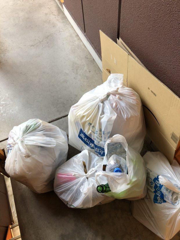 【東かがわ市】即日の段ボールと家庭ゴミ回収にも対応可能!