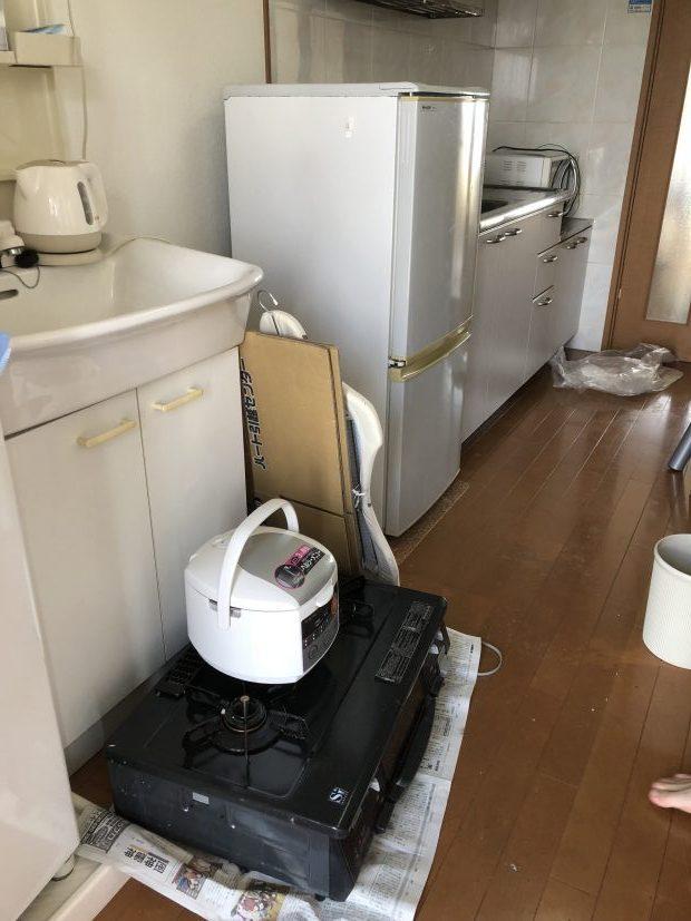 【土庄町】大量の不要家電にも即日回収可能!
