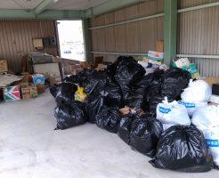 高松市国分寺町福家で2トントラック3台分の不用品回収 施工事例紹介