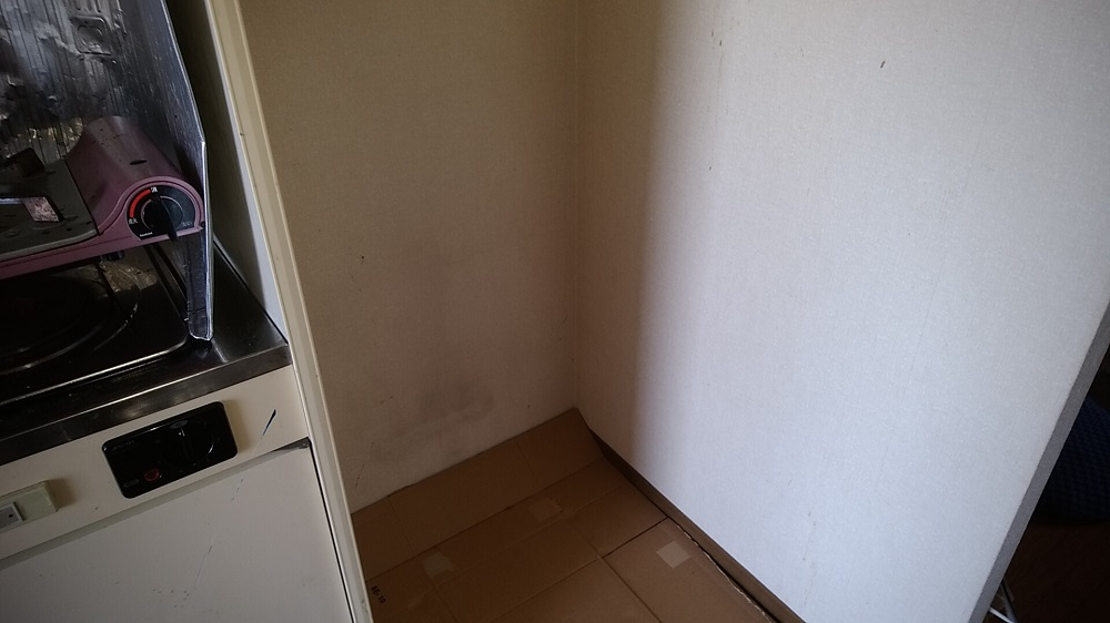 石川町で不用品(冷蔵庫、洗濯機、シングルベッド)処分ご依頼 お客様の声