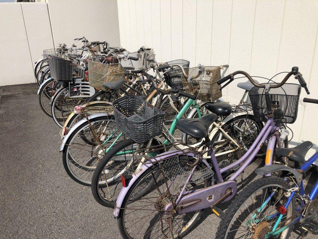 【坂出市】自転車17台の回収