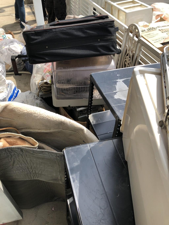 【高松市扇町】不用品回収と引っ越し作業のご依頼☆スムーズな対応に大変お喜びいただけました!