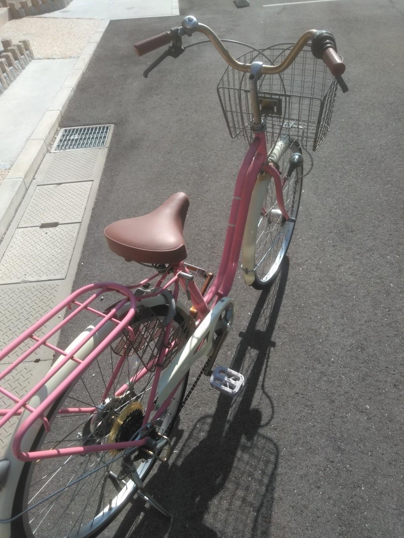【西川町】自転車の出張回収処分のご依頼 お客様の声