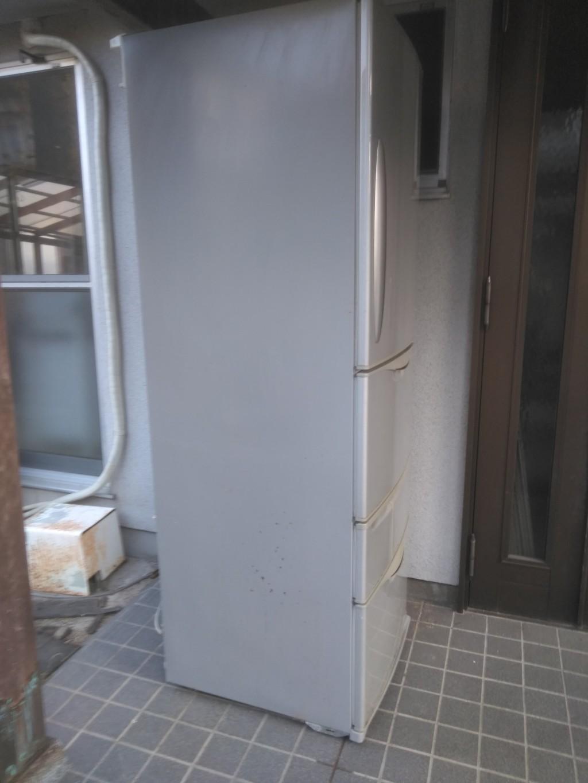 【高松市円座町】大きな冷蔵庫の即日回収☆スピーディな対応に大変ご満足いただけたようです!