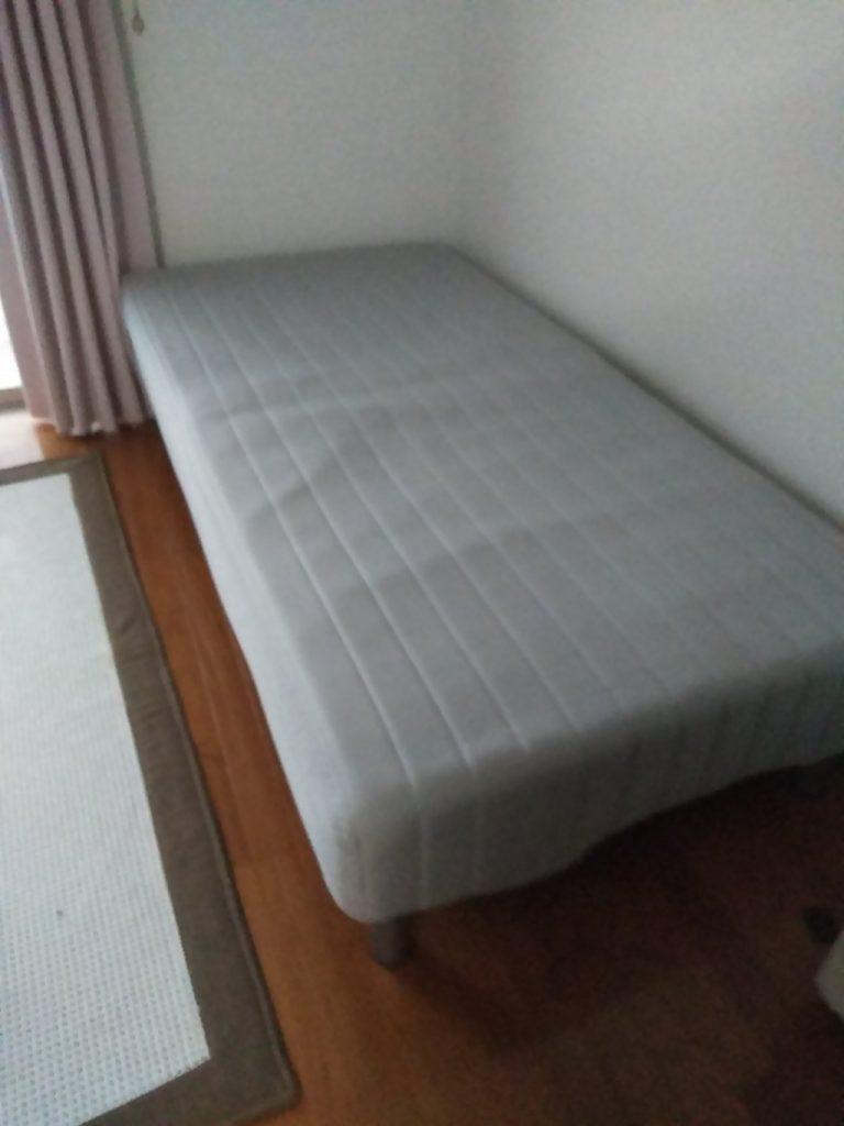 【戸沢村】シングルベッドの不用品回収処分 お客様の声
