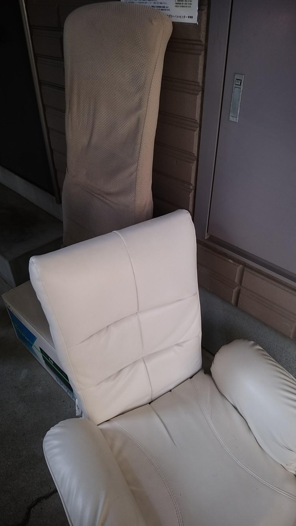 【矢祭町】プリンター・座椅子・テーブル・椅子の回収ご依頼