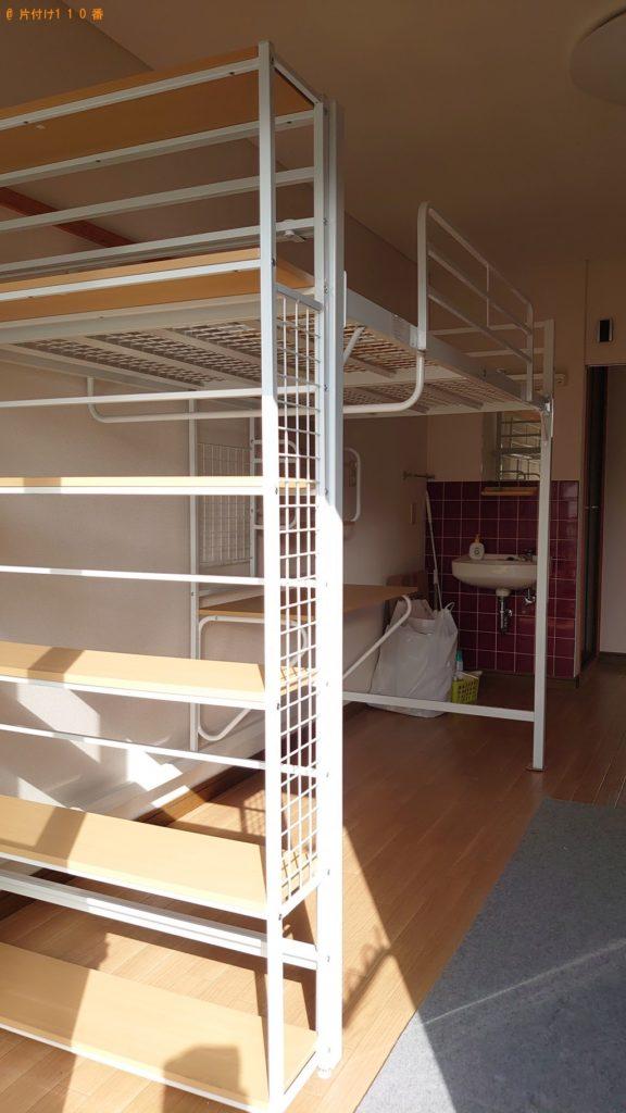 【高松市】遺品整理に伴い冷蔵庫、炊飯器、洗濯機、電子レンジの回収・処分