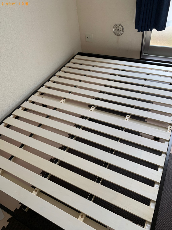 【高松市】ベッドの組み立てご依頼 お客様の声
