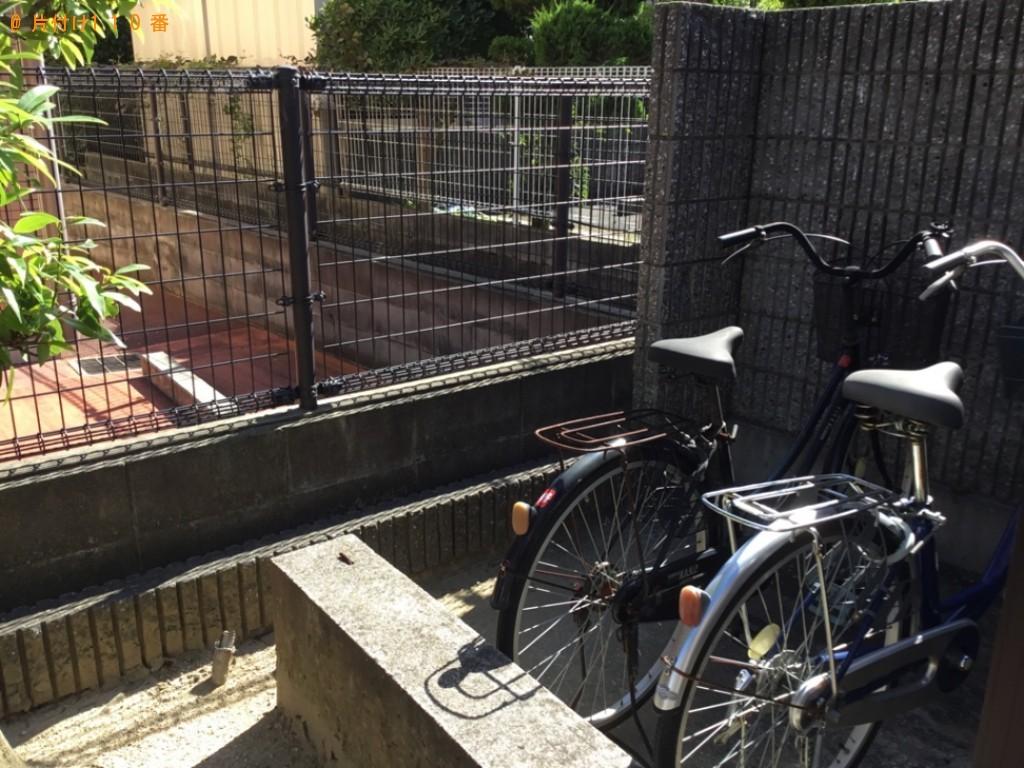 【高松市】自転車の回収・処分ご依頼 お客様の声