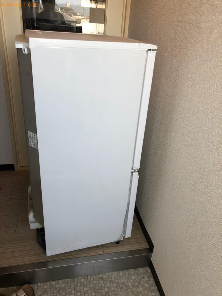 【山辺町】冷蔵庫の回収・処分ご依頼 お客様の声