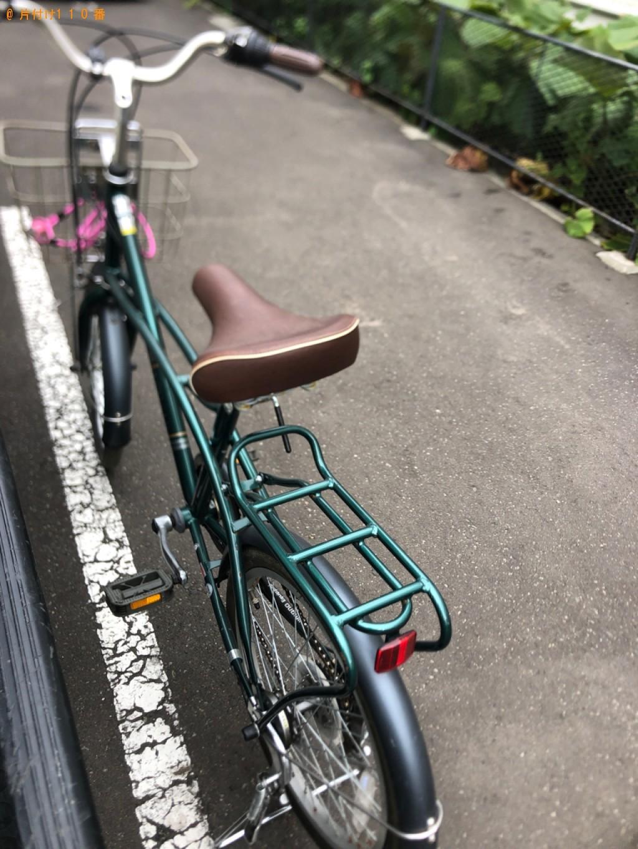 【高松市】自転車、ガスコンロ、金庫等の回収・処分ご依頼