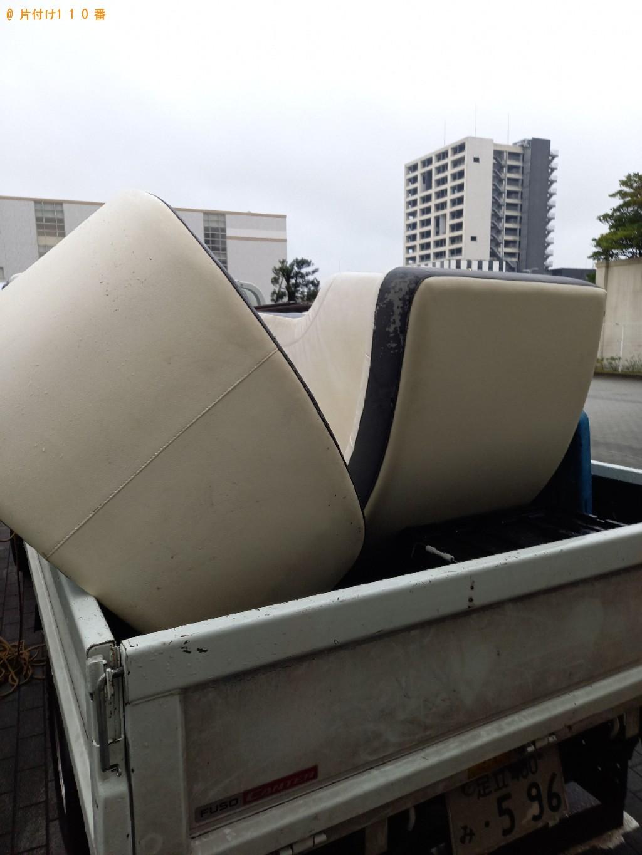 【高松市】ソファーの回収・処分ご依頼 お客様の声