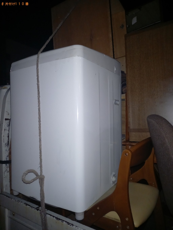 【高松市】洗濯機の回収・処分ご依頼 お客様の声