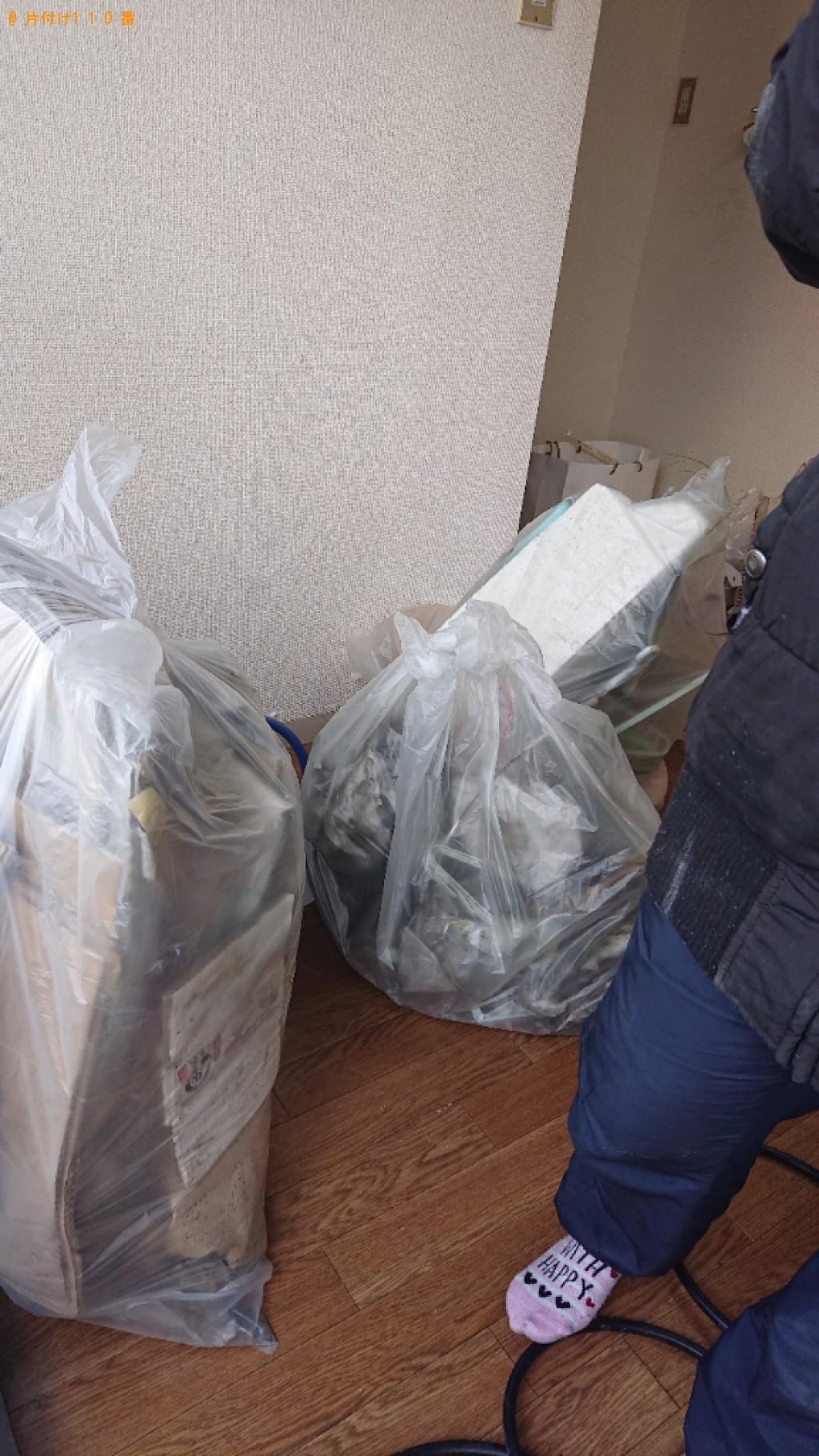 【高松市】一般ごみの回収とベランダクリーニングご依頼 お客様の声