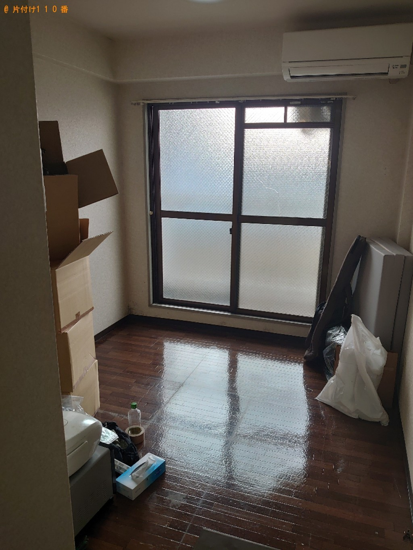 【高松市】冷蔵庫、洗濯機、椅子、ローテーブル等の回収・処分ご依頼
