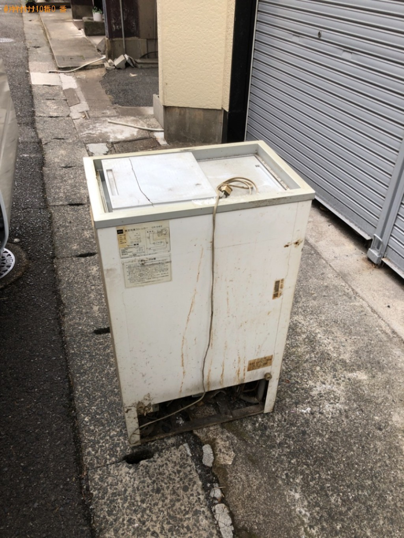 【高松市】業務用冷蔵庫の回収・処分ご依頼 お客様の声