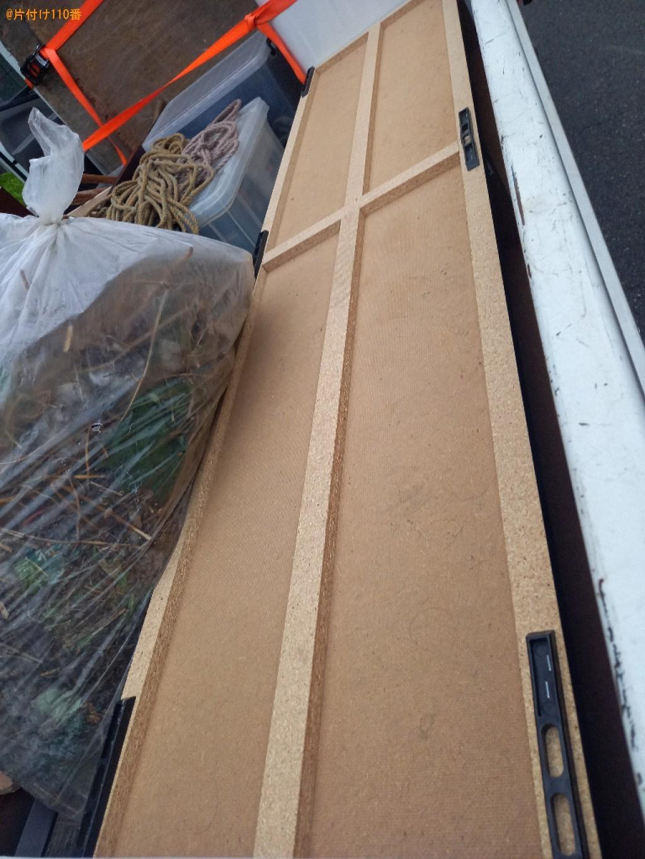 【高松市】シングルベッド、衣装ケースの回収・処分ご依頼